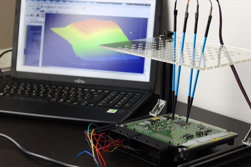 ECU-Optimierung, Laptop